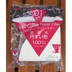 100 filter for Hario V60