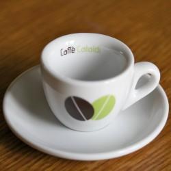 Tasse espresso en porcelaine épaisse