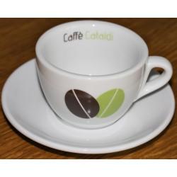 Tasse cappuccino en porcelaine épaisse