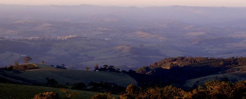 Vue depuis Sitio Canaa