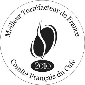 Meilleur Torréfacteur de France 2010