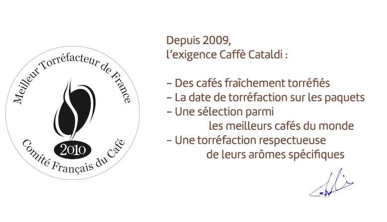 Meilleur torréfacteur de France - Vente de cafés de spécialité en grains ou moulus