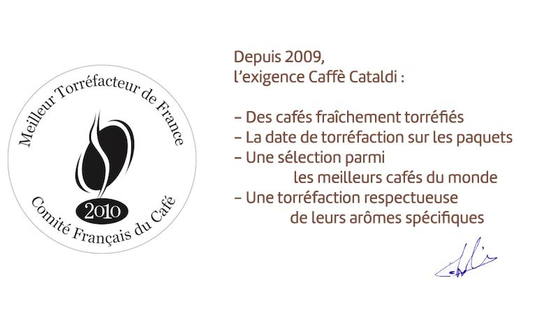 French best coffee roaster - Specialty coffees