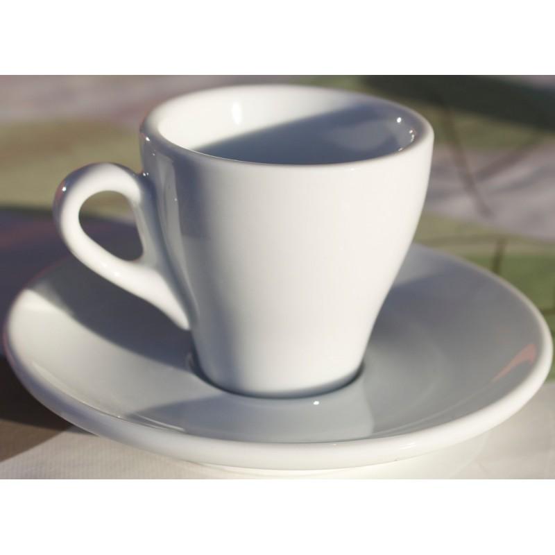 Tasses espresso en porcelaine épaisse - Caffè Cataldi - Meilleur ...