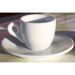 """Tasse espresso en porcelaine """"Iris"""""""