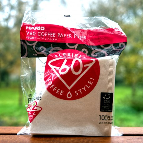 100 filter for Hario V60 Size 02